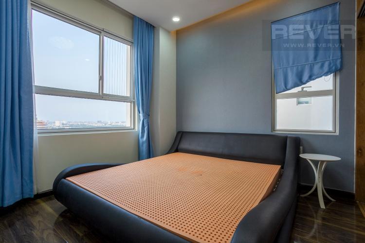 Phòng Ngủ 1 Căn hộ Lexington Residence 3 phòng ngủ tầng trung LC nội thất đầy đủ