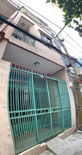 Mặt tiền nhà phố Nguyễn Kim, Quận 10 Nhà phố hẻm Nguyễn Kim nội thất cơ bản, sổ hồng riêng.