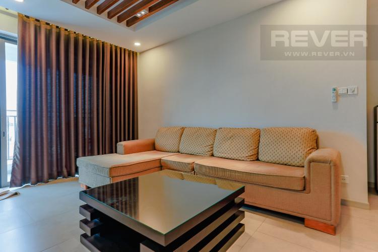 Phòng Khách Căn hộ The View Riviera Point tầng thấp tòa T4, 2 phòng ngủ, full nội thất
