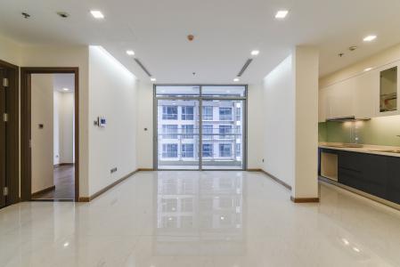 Căn hộ Vinhomes Central Park 2 phòng ngủ tầng trung P3 nhà mới