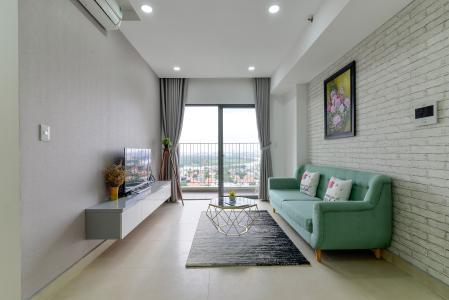 Bán căn hộ Masteri Thảo Điền 2PN, đầy đủ nội thất, view sông thoáng mát