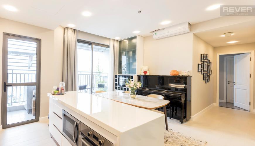 Lobby Bán căn hộ RiverGate Residence 2PN, tầng cao, đầy đủ nội thất, view sông Sài Gòn