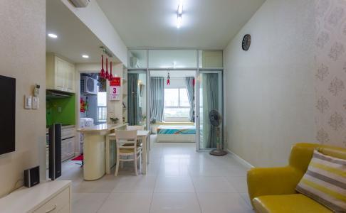 Bán căn hộ Lexington Residence tầng thấp, 1PN, nội thất đầy đủ