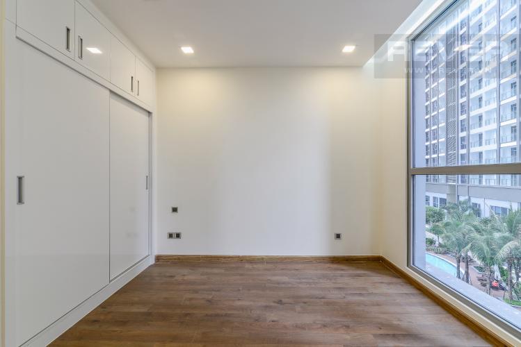 Phòng Ngủ 2 Căn hộ Vinhomes Central Park 3 phòng ngủ tầng thấp P3 view nội khu