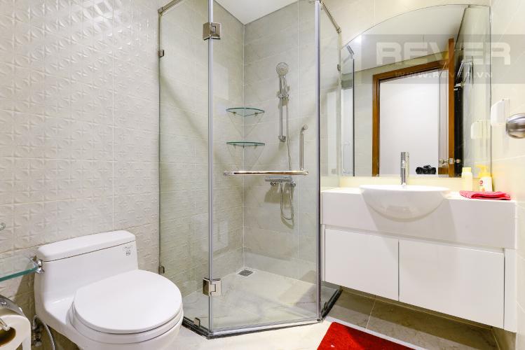 Phòng tắm 1 Căn hộ Vinhomes Central Park 2 phòng ngủ tầng thấp L5 đầy đủ tiện nghi