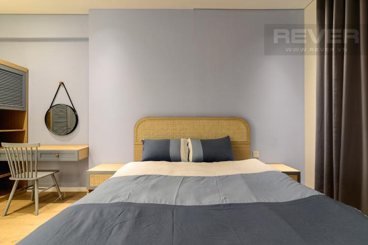 Phòng Ngủ 2 Cho thuê căn hộ Diamond Island 94,2m2 2PN 2WC, đầy đủ nội thất, view sông
