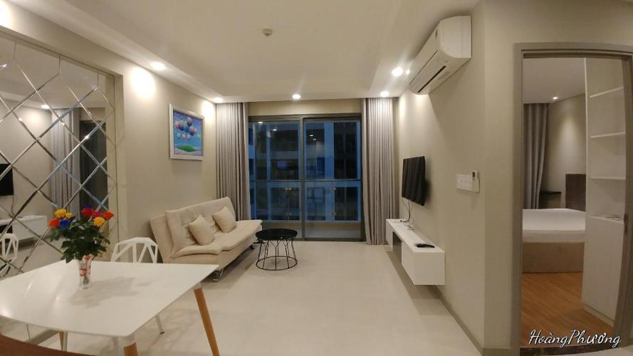 Bán căn hộ The Gold View 2PN, diện tích 72m2, đầy đủ nội thất, hướng ban công Đông Bắc