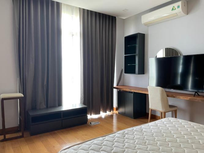 Phòng ngủ Star Hill Phú Mỹ Hưng, Quận 7 Căn hộ Star Hill Phú Mỹ Hưng sàn lót gỗ nội thất đầy đủ, view nội khu.