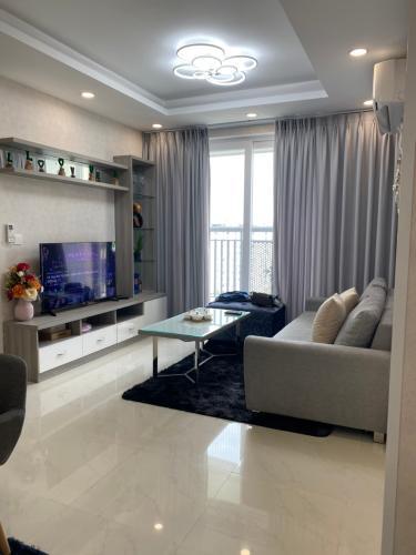 Bán căn hộ Saigon Mia thiết kế hiện đại, nội thất đầy đủ.