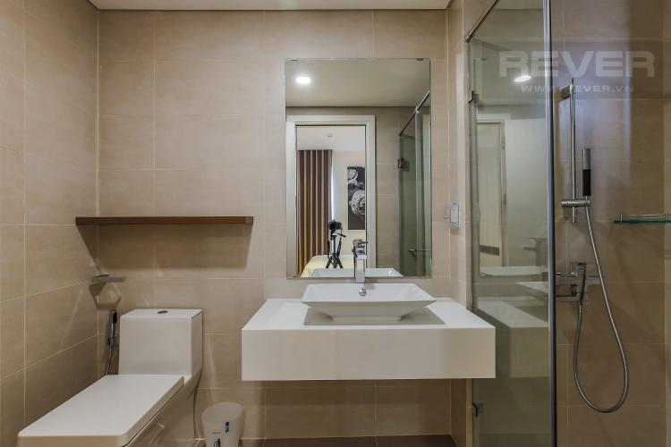 Phòng Tắm 1 Căn hộ Masteri Millennium tầng cao 3PN đầy đủ nội thất