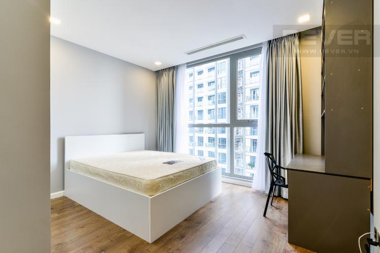 Phòng Ngủ 2 Căn hộ Vinhomes Central Park tầng cao, Park 3, 3 phòng ngủ, full nội thất