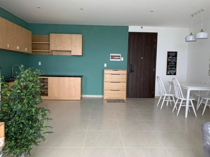 căn hộ Thủ Thiêm Dragon Bán căn hộ tầng cao Thủ Thiêm Dragon nội thất cơ bản.