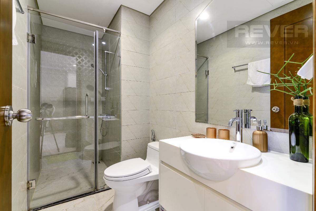 _DSC3982 Bán căn hộ Vinhomes Central Park 1PN, tháp Landmark 3, diện tích 54m2, đầy đủ nội thất, view sông