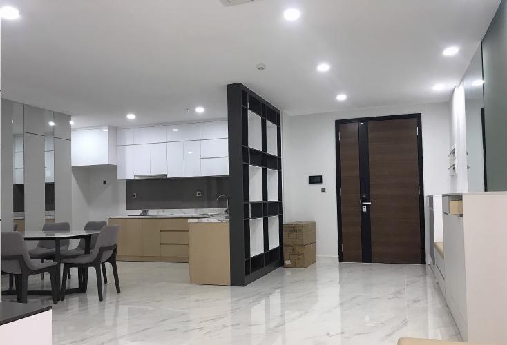 Không gian căn hộ Phú Mỹ Hưng Midtown Căn hộ Phú Mỹ Hưng Midtown quận 7 tầng trung, nội thất đầy đủ