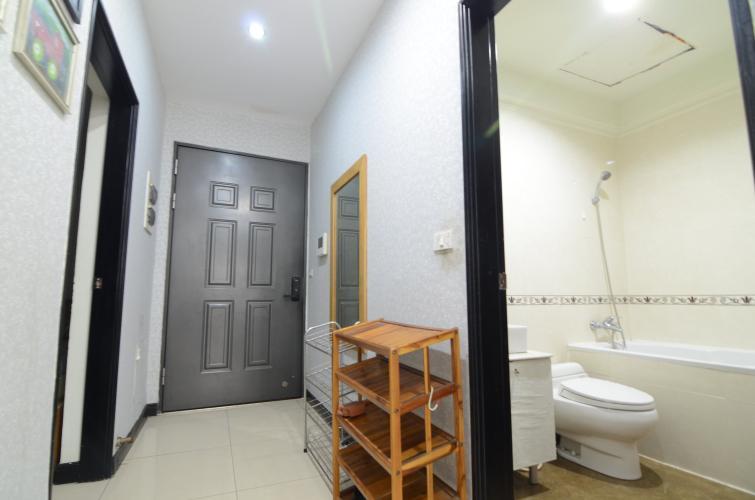 Phòng tắm căn hộ The Flemington, Quận 11 Căn hộ The Flemington ban công Đông Nam, view nội khu thoáng mát.