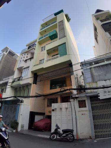 Bán nhà 6 tầng hẻm xe tải 10m, 441 Nguyễn Đình Chiểu, Quận 3, diện tích 68m2, có hầm, sổ hồng chính chủ