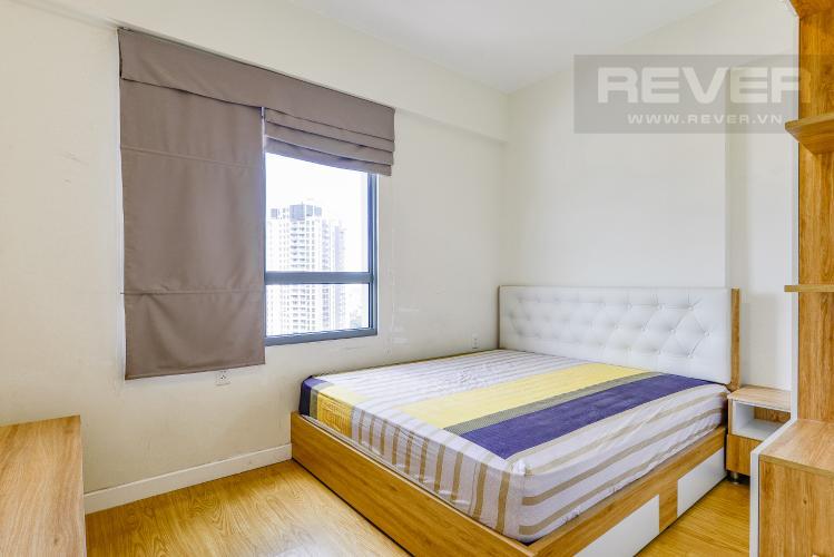 Phòng ngủ 2 Căn hộ Masteri Thảo Điền 2 phòng ngủ tầng cao T3 nội thất đầy đủ