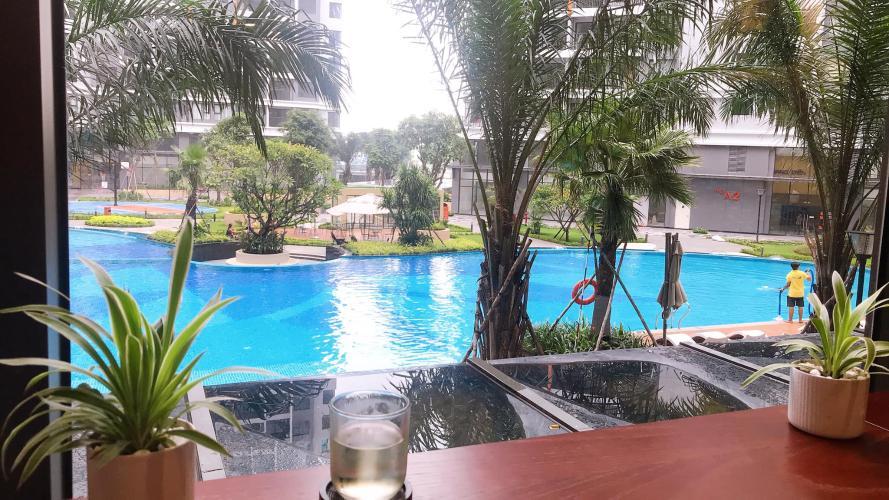 Tiện ích Safira Khang Điền, Quận 9 Căn hộ Safira Khang Điền tầng trung đón gió, view hồ bơi.