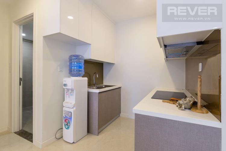Bếp Căn hộ Masteri Millennium tầng cao, 1PN, đầy đủ nội thất, view đẹp