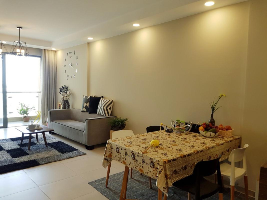 3.1 Bán căn hộ The Gold View 2PN, tháp A, đầy đủ nội thất, view hồ bơi và kênh Bến Nghé