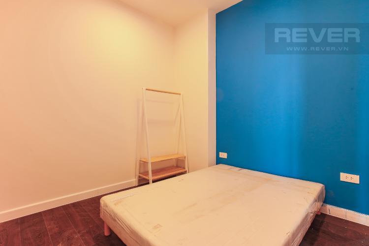 Phòng Ngủ 2 Căn hộ The Tresor tầng cao 2PN đầy đủ nội thất, có ban công