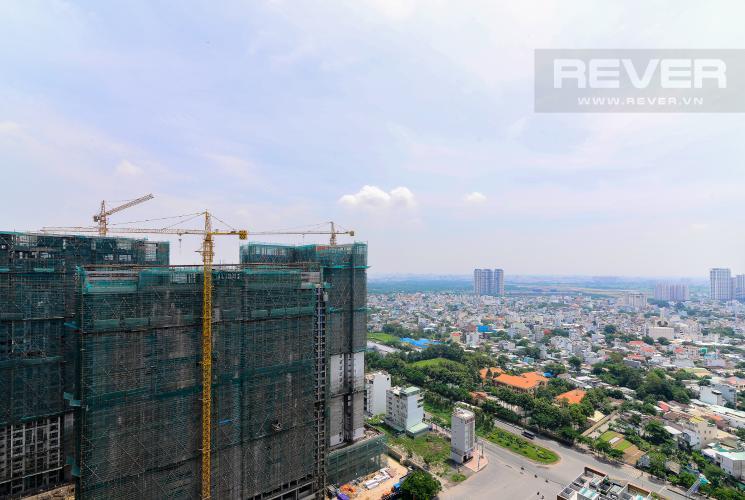 View Cho thuê căn hộ Vista Verde 2PN, tầng cao, đầy đủ nội thất, view Quận 2
