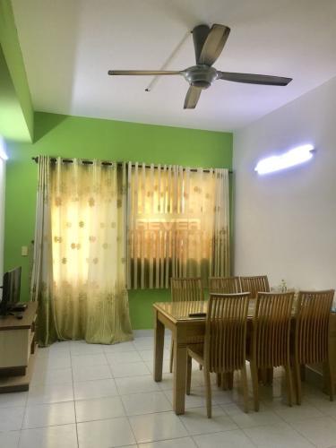 Căn hộ chung cư Lê Thành tầng 12 thiết kế hiện đại nội thất cơ bản