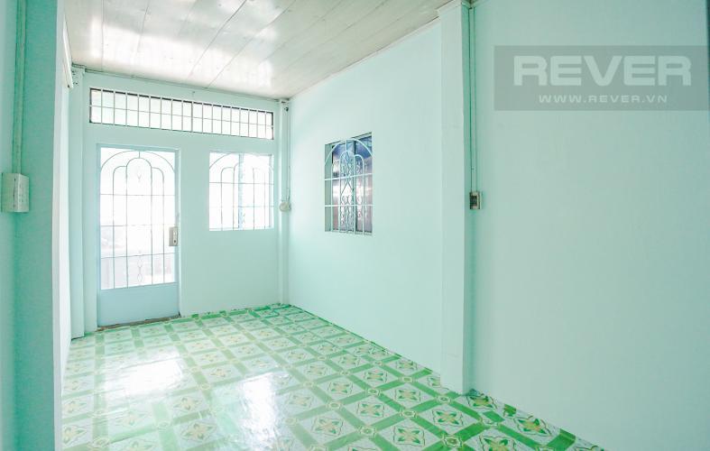 Phòng Ngủ Tầng 1 Bán nhà phố 2 tầng, phường Tân Thuận Tây, Quận 7, sổ hồng chính chủ