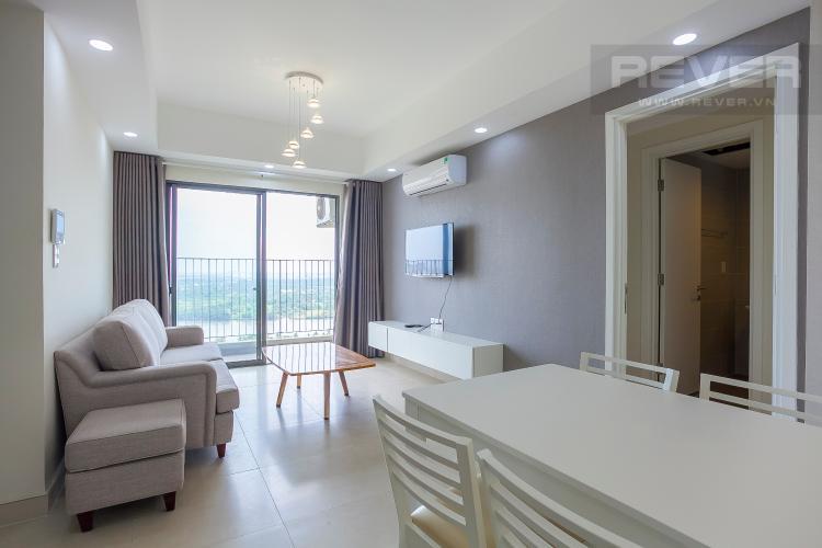 Tổng Quan Căn hộ Masteri Thảo Điền 3 phòng ngủ tầng cao T4 nội thất đầy đủ