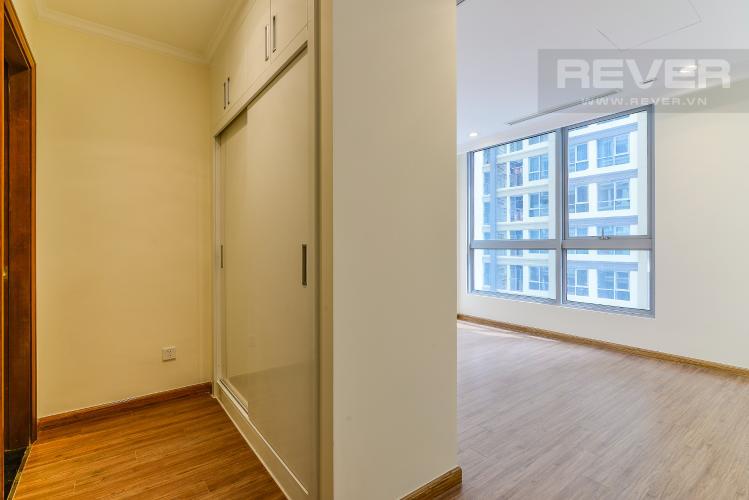 Phòng Ngủ 1 Căn góc Vinhomes Central Park 3 phòng ngủ tầng cao L4 hướng Đông Nam