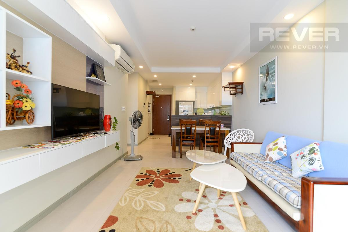 3553a6fffc121a4c4303 Cho thuê căn hộ The Gold View 2PN, tháp A, đầy đủ nội thất, view hồ bơi và kênh Bến Nghé