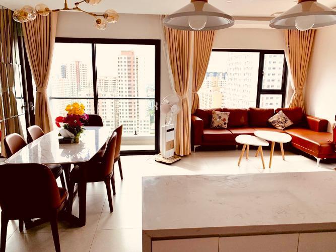 Nội thất căn hộ New City Thủ Thiêm Căn hộ New City Thủ Thiêm 3 phòng ngủ view nội khu yên tĩnh.