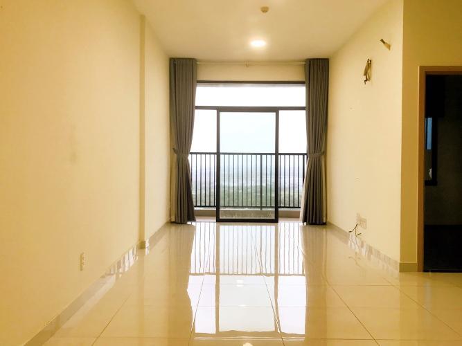 Phòng khách căn hộ JAMILA KHANG ĐIỀN Cho thuê căn hộ Jamila Khang Điền 2PN, tầng 23, không nội thất