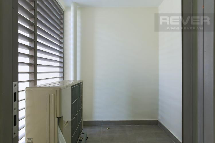 Logia Bán căn hộ Masteri Millennium tầng cao, 2PN, có ban công rộng rãi