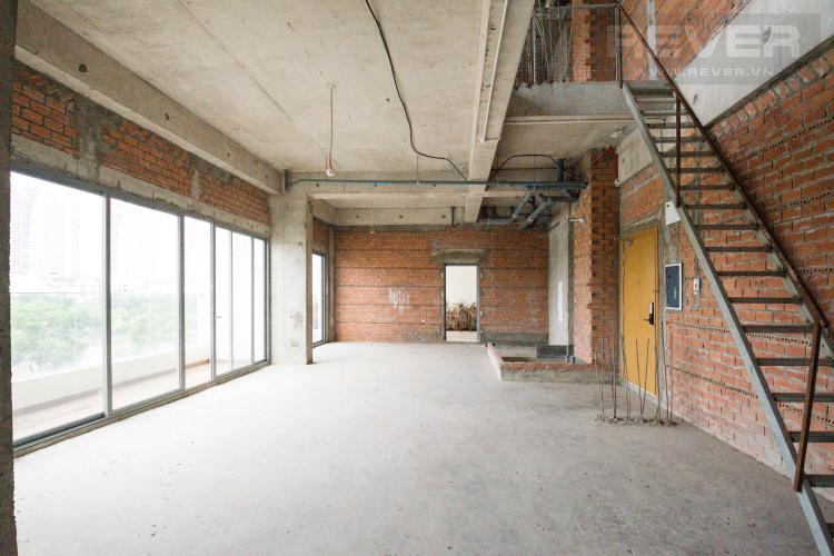 Phòng Khách Bán căn hộ Diamond Island - Đảo Kim Cương tầng thấp 2PN, nhà thô, diện tích lớn 196 m2