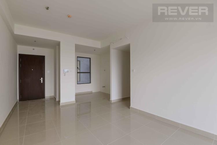Phòng khách căn hộ The Sun Avenue Cho thuê căn hộ The Sun Avenue, view thành phố thoáng mát, ở ngay.
