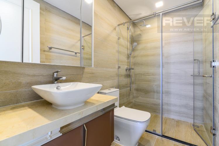 Phòng Tắm 1 Cho thuê căn hộ tầng cao Vinhomes Golden River, 3PN, view sông Sài Gòn