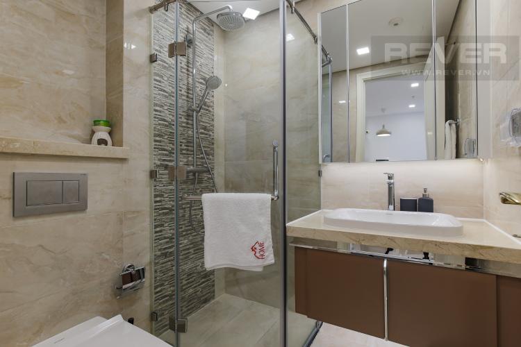 Phòng Tắm Bán căn hộ Officetel Vinhomes Golden River 1PN, đầy đủ nội thất, view sông Sài Gòn