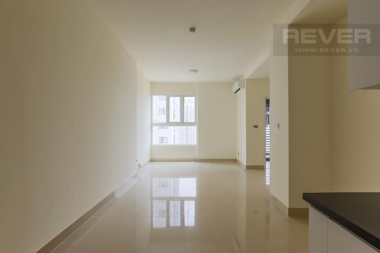 Phòng Khách Căn hộ The Park Residence 2 phòng ngủ tầng cao B4 nội thất cơ bản