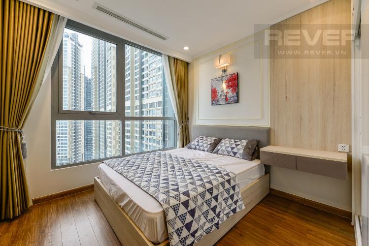 Phòng ngủ 3 Căn góc Vinhomes Central Park 3 phòng ngủ tầng trung Landmark 5
