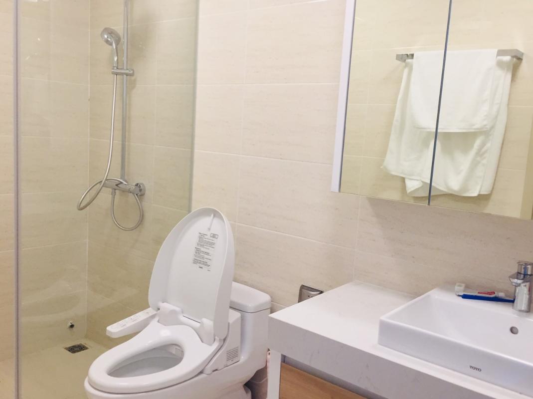 12 Bán hoặc cho thuê căn hộ 3 phòng ngủ New City Thủ Thiêm, tháp Venice, đầy đủ nội thất, hướng Đông Nam