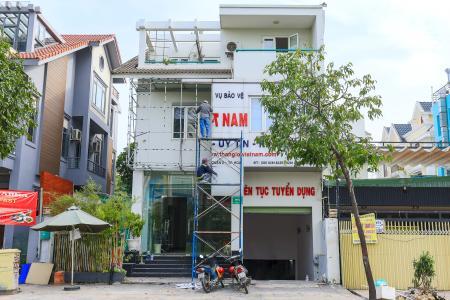 Nhà phố 5 phòng ngủ mặt tiền đường Song Hành, An Phú, Quận 2