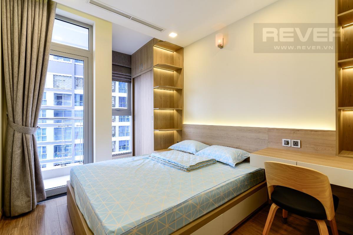 _DSC4008 Bán căn hộ Vinhomes Central Park 2PN, tháp Park 5, đầy đủ nội thất, view sông và công viên xanh mát