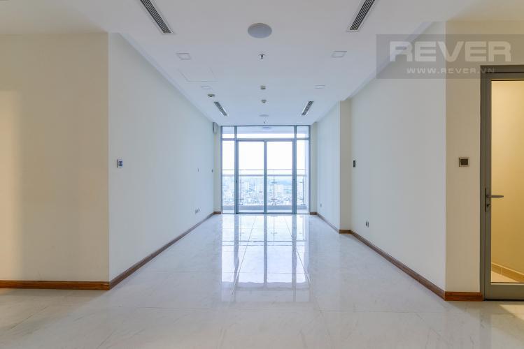 Phòng Khách Căn hộ Vinhomes Central Park 3 phòng ngủ tầng cao P6 view sông