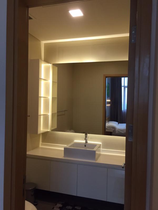 Phòng tắm Bán căn hộ The Vista An Phú 2PN, tháp T5, diện tích 101m2, đầy đủ nội thất, view sông Sài Gòn