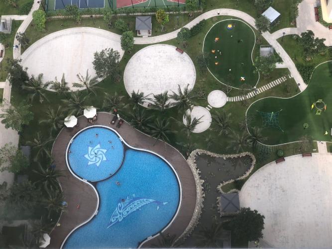 Tiện ích căn hộ Vinhomes Grand Park , Quận 9 Căn hộ Vinhomes Grand Park tầng 17 view thoáng mát, nội thất cơ bản.