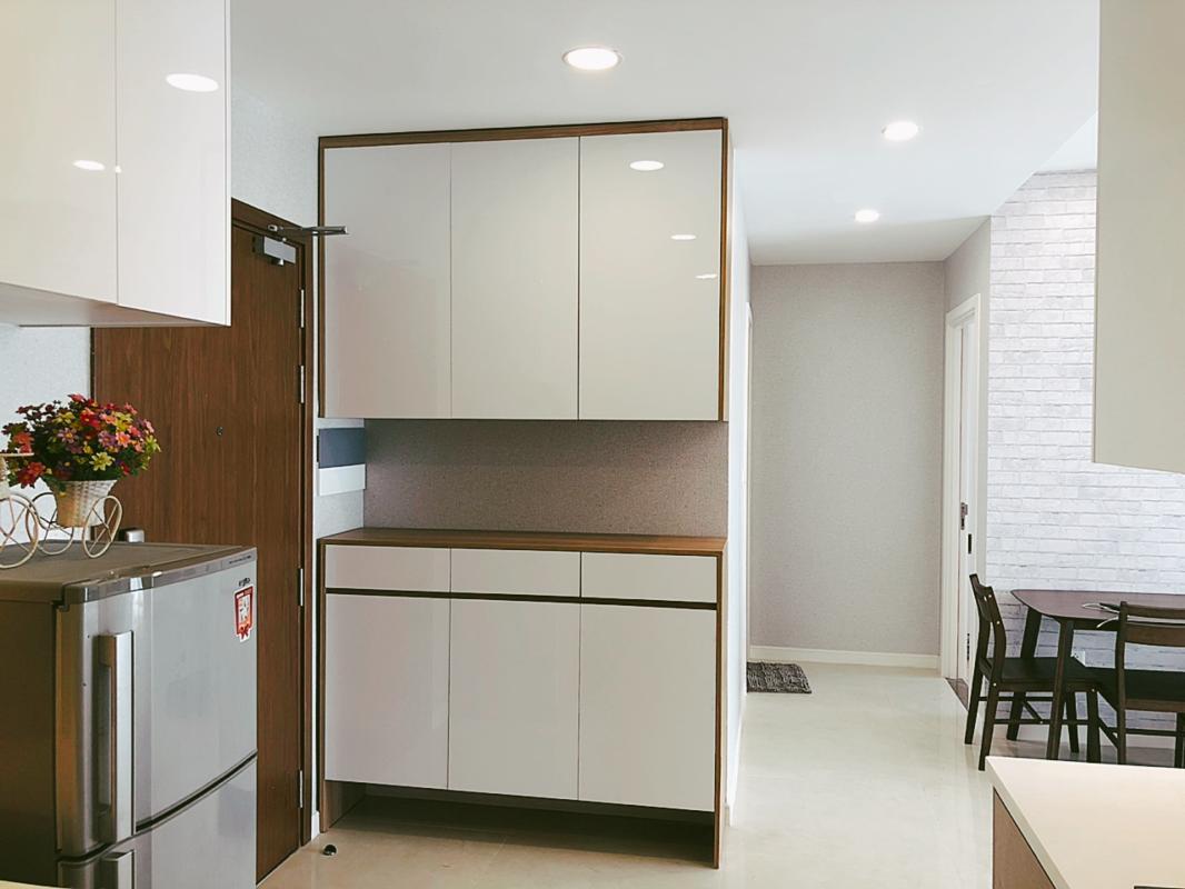IMG_0803 Bán căn hộ Masteri Millennium 2 phòng ngủ, block B, diện tích 74m2, đầy đủ nội thất