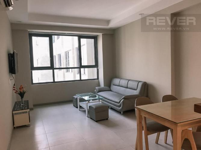 Bán căn hộ The Gold View 2 phòng ngủ, tháp A, diện tích 62m2, đầy đủ nội thất