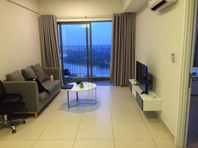 Cho thuê căn hộ view sông, nội thất đầy đủ Masteri Thảo Điền