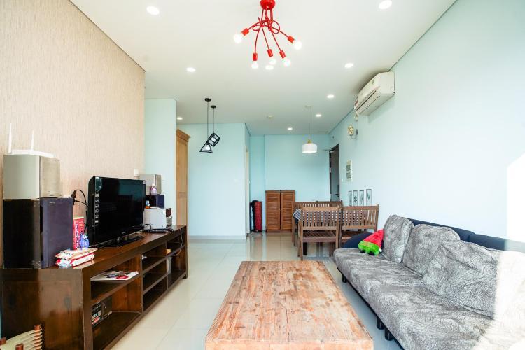 Bán căn hộ Dragon Hill Residence and Suites 2PN, tầng cao, đầy đủ nội thất